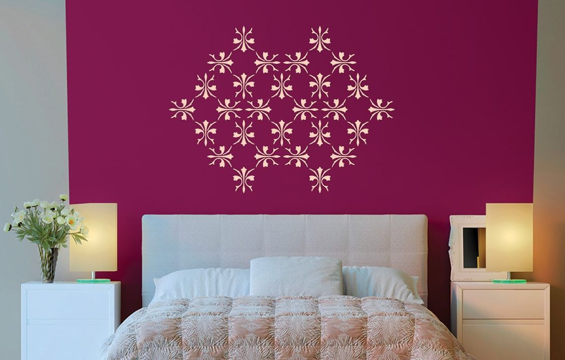 26 Good Rose Wall Painting Designs For You Whether You Sele