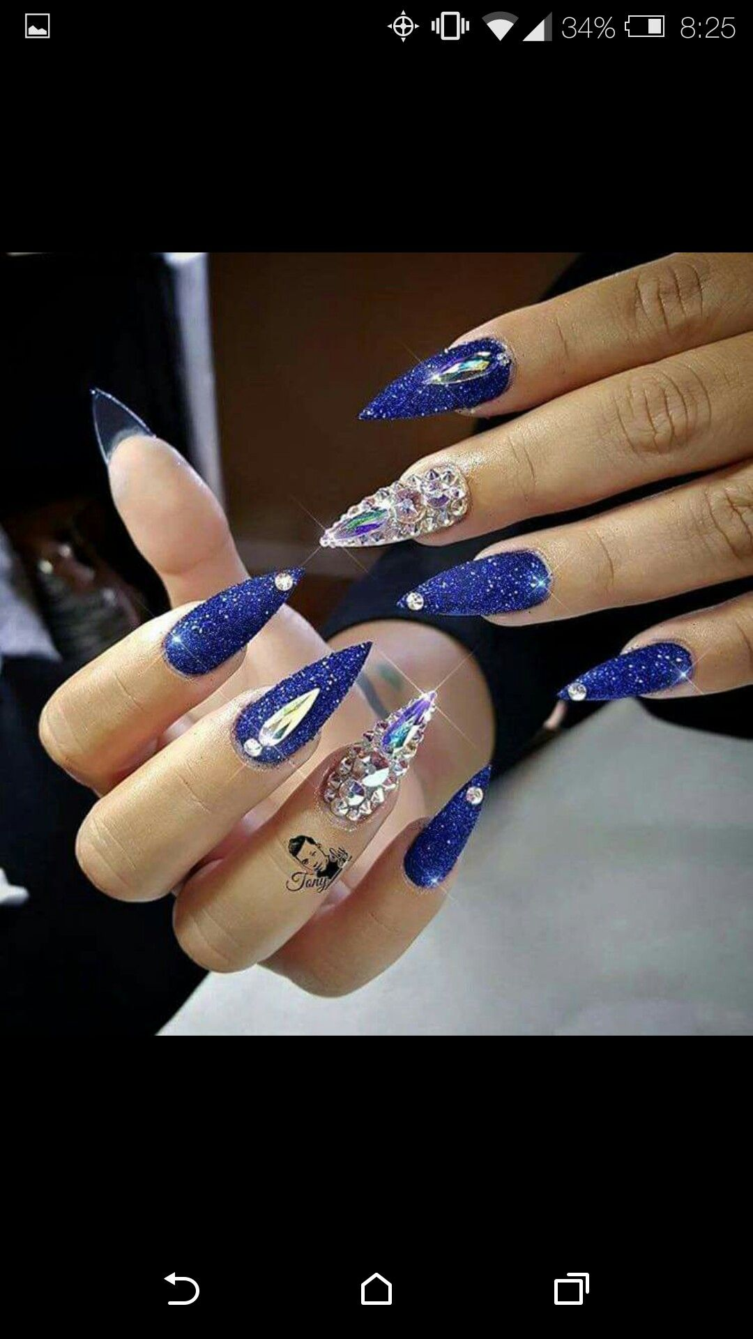 Pin by Lexy Dondranique on Nails | Pinterest