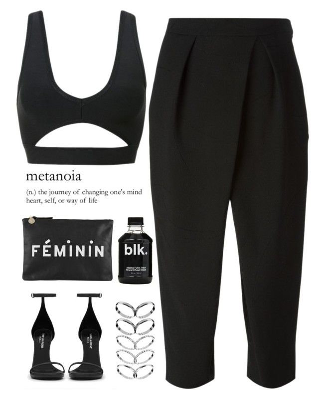 120715 By Queenbrittani  E2 9d A4 Liked On Polyvore Featuring Chloa Yves Saint Laurent Clare V And Asos