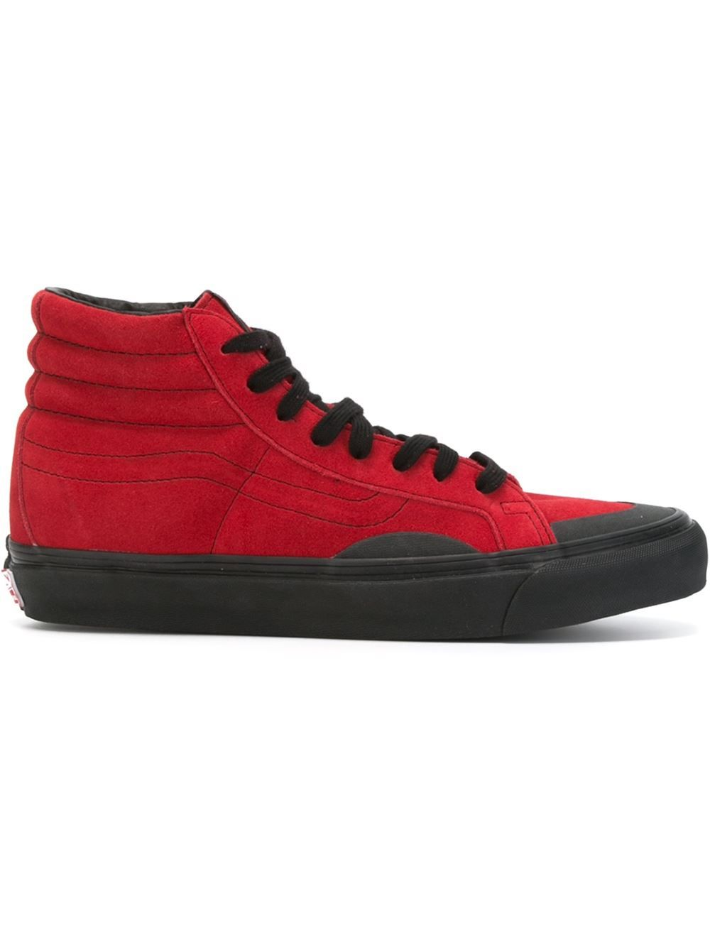the best attitude 4a16b 67804 Vans Hi-top Sneakers - Wok-store - Farfetch.com