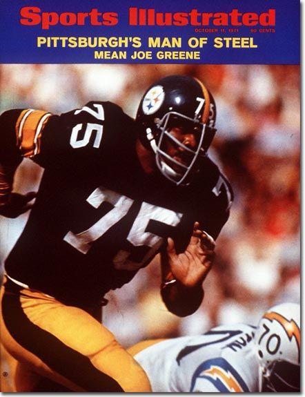 35 Mean Joe Greene Ideas Joe Greene Steeler Nation Steelers