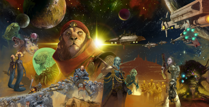 Twilight Imperium, a board game with meal breaks | Ars Technica