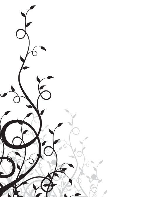 Plantillas De Tatuajes De Enredaderas Cuerpo Y Arte Stencil