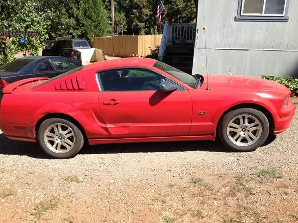 Used 2006 Ford Mustang  for Sale ($12,500) at Magalia, CA