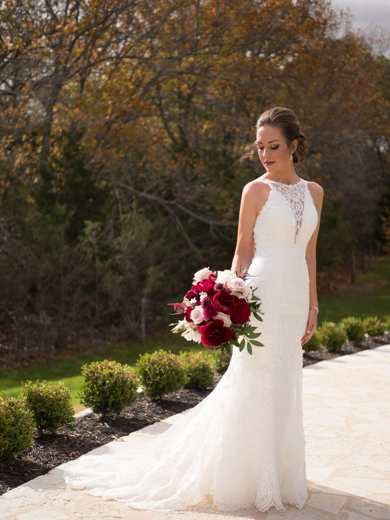 Mckinney Reception Halls Springs Venue Fitted Wedding Gown Elegant Wedding Dress Wedding Dresses [ 1707 x 1280 Pixel ]