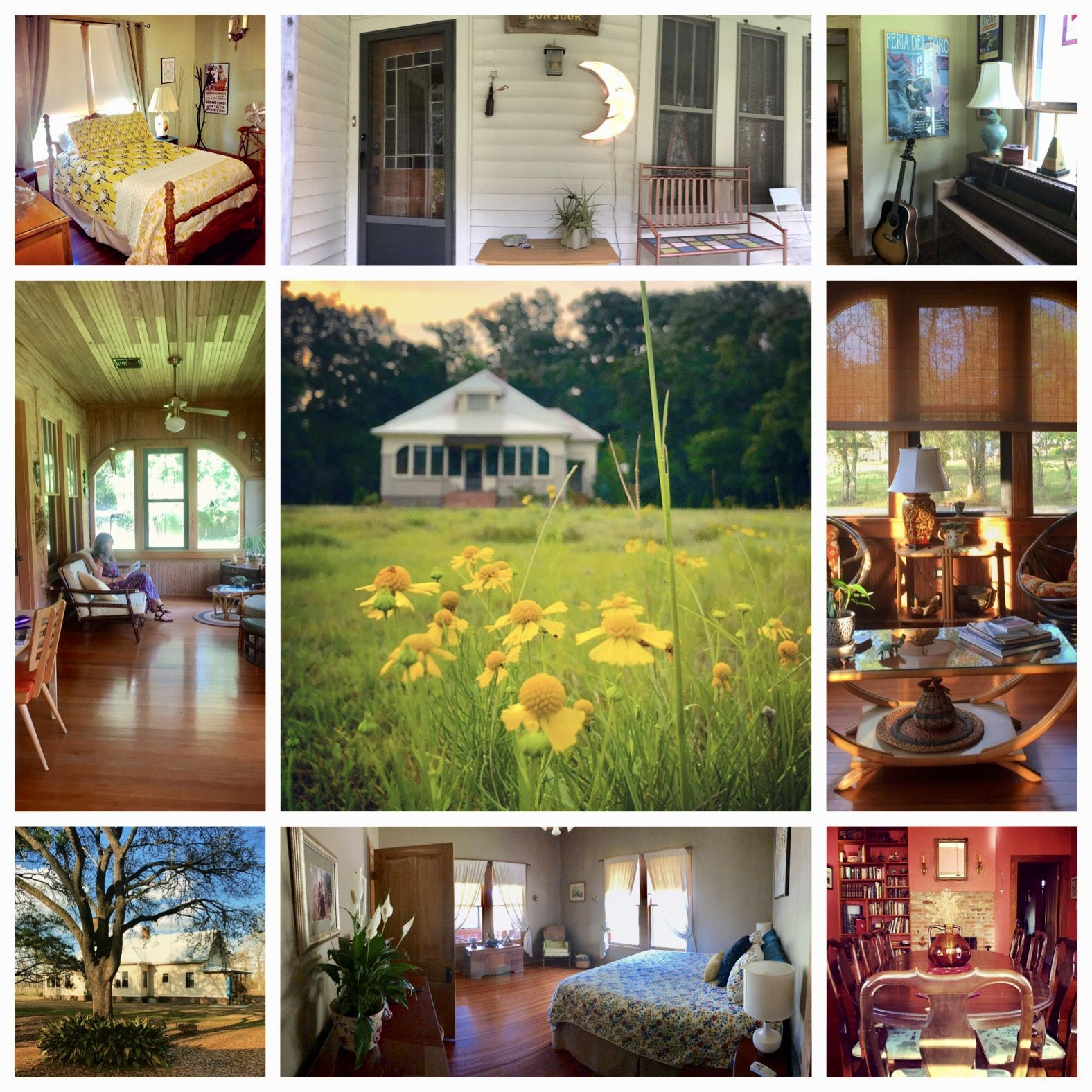 Bonne terre vacation rentals main house maine house