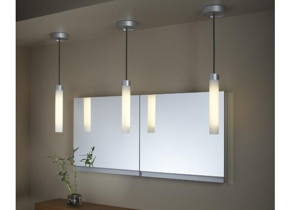 Robern uflpal uplift pendant light bathroom lighting bathroom products