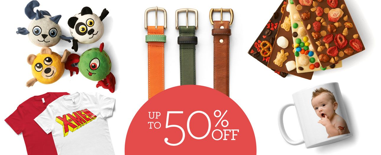 Save up to 50% with the Holidays Made for You Sale!