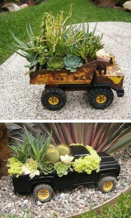 """Photo of 24 kreative """"Urob si sám"""" nápadov, ako si vytvoriť dokonalú záhradu"""