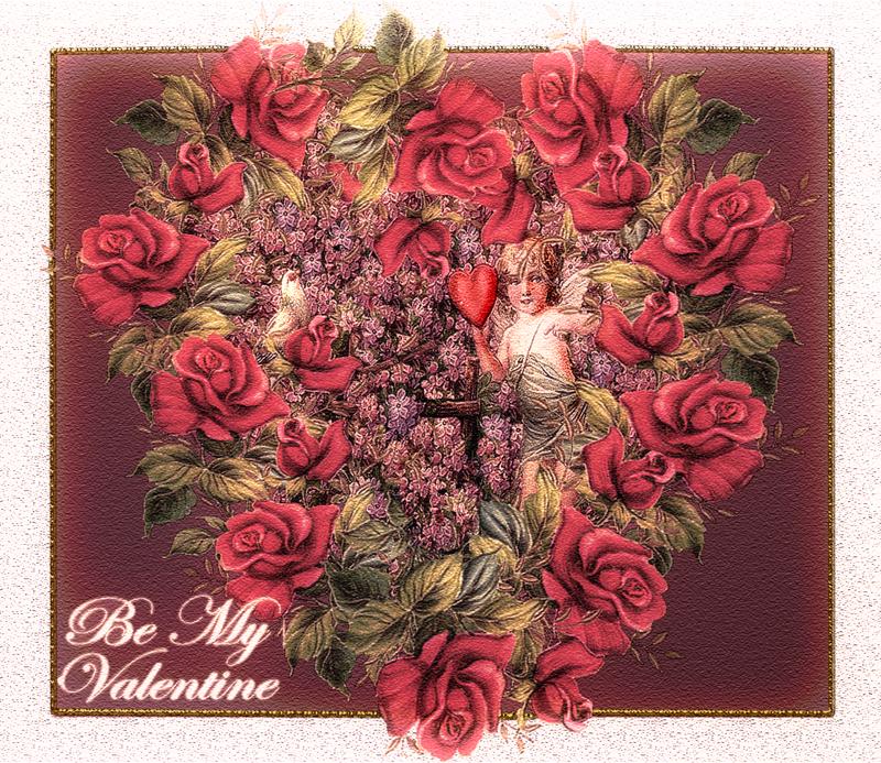 images of vintage valentines  FREE VINTAGE KIDS VALENTINE CARDS