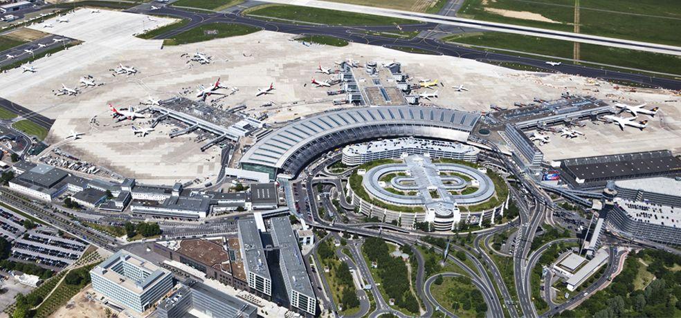 Düsseldorf Airport Düsseldorf Flughafen düsseldorf