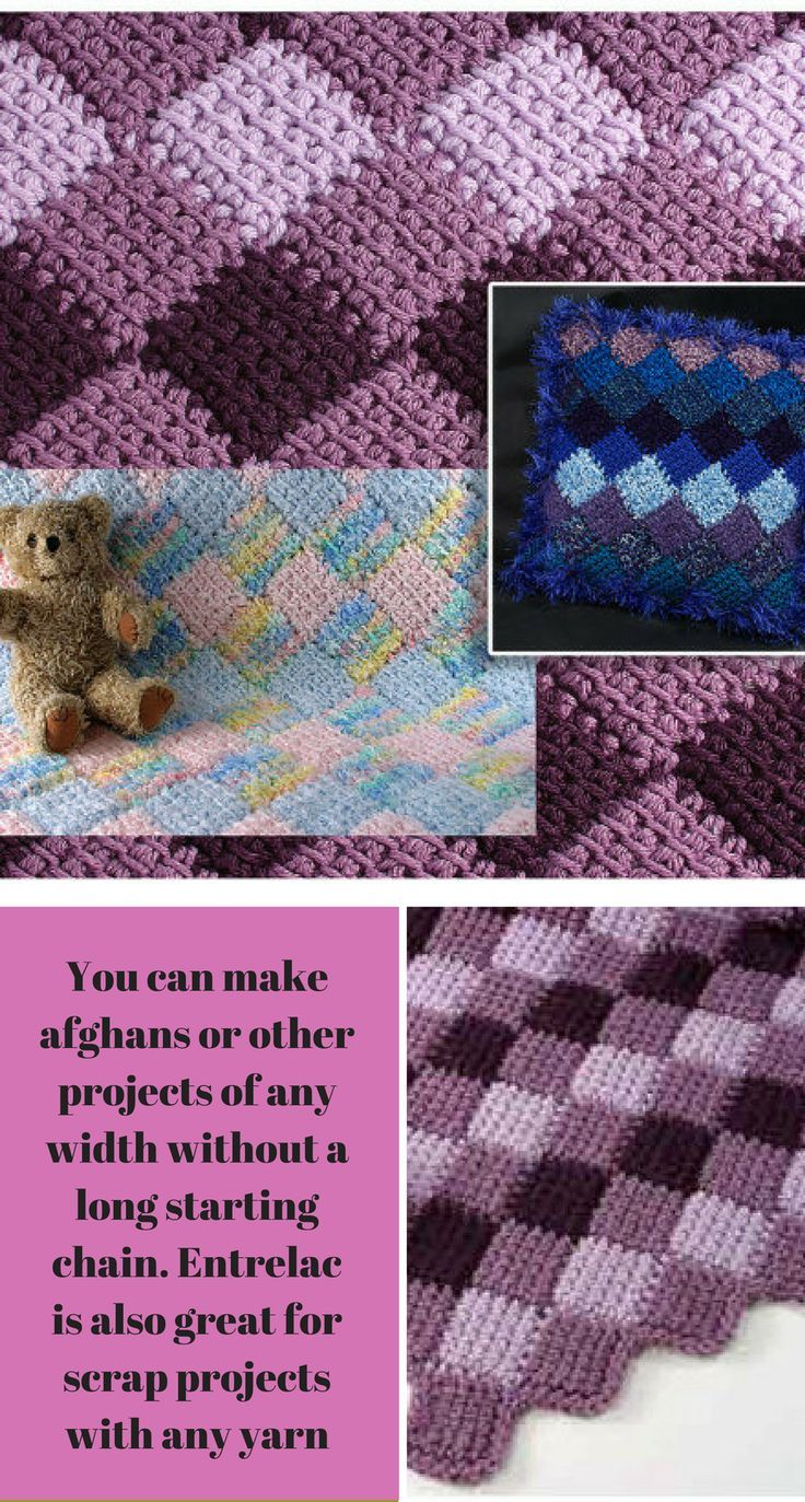 This booklet includes instructions and step-by-step photos for three ...