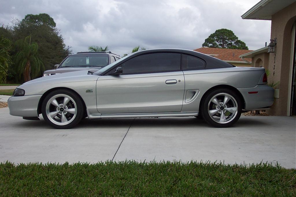 95 Mustang Gts Sn95 Mustang Mustang Pony Car