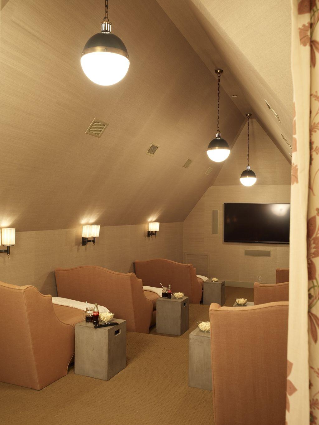 Kohler Home Home Theater Rooms Home Decor