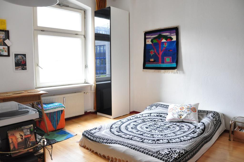 Schlafzimmer Bremen ~ Helles schlafzimmer im boho stil schlafzimmer wg zimmer