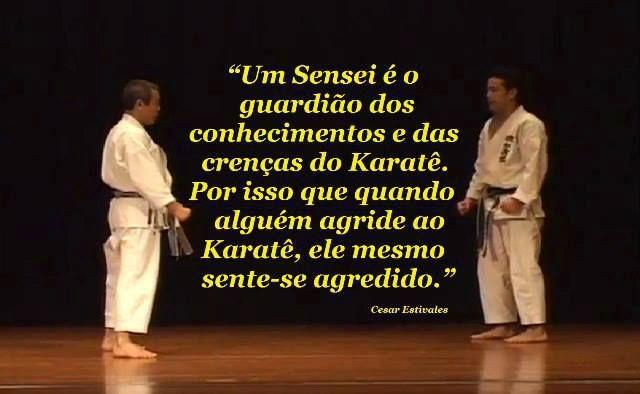 Karate Do Shotokan 松涛館空 Frases De Karatê Karate
