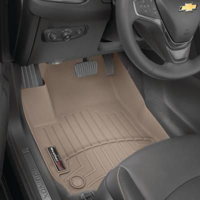 WeatherTech Tan/Front FloorLiner/GMC/Acadia/Acadia Denali/2017 +/-4510801 - The Home Depot