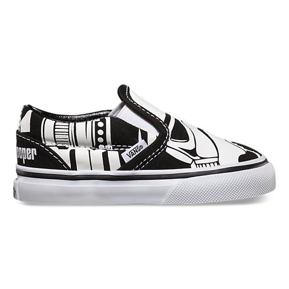 11946075a3 Toddlers Star Wars Slip-On