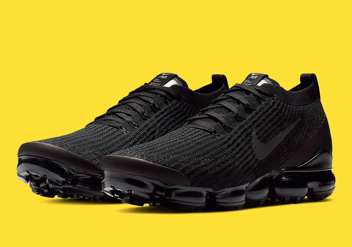 b8ec127ba1 Nike Vapormax 3 All Black AJ6900-004 Release Date | 2019 Stuff I want