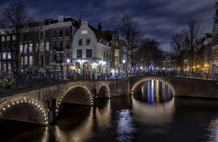 Leliegracht by Angel Flores on 500px