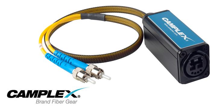 Camplex Opadap 1 Opticalcon Duo To Duplex 2 Lc Breakout Adapter