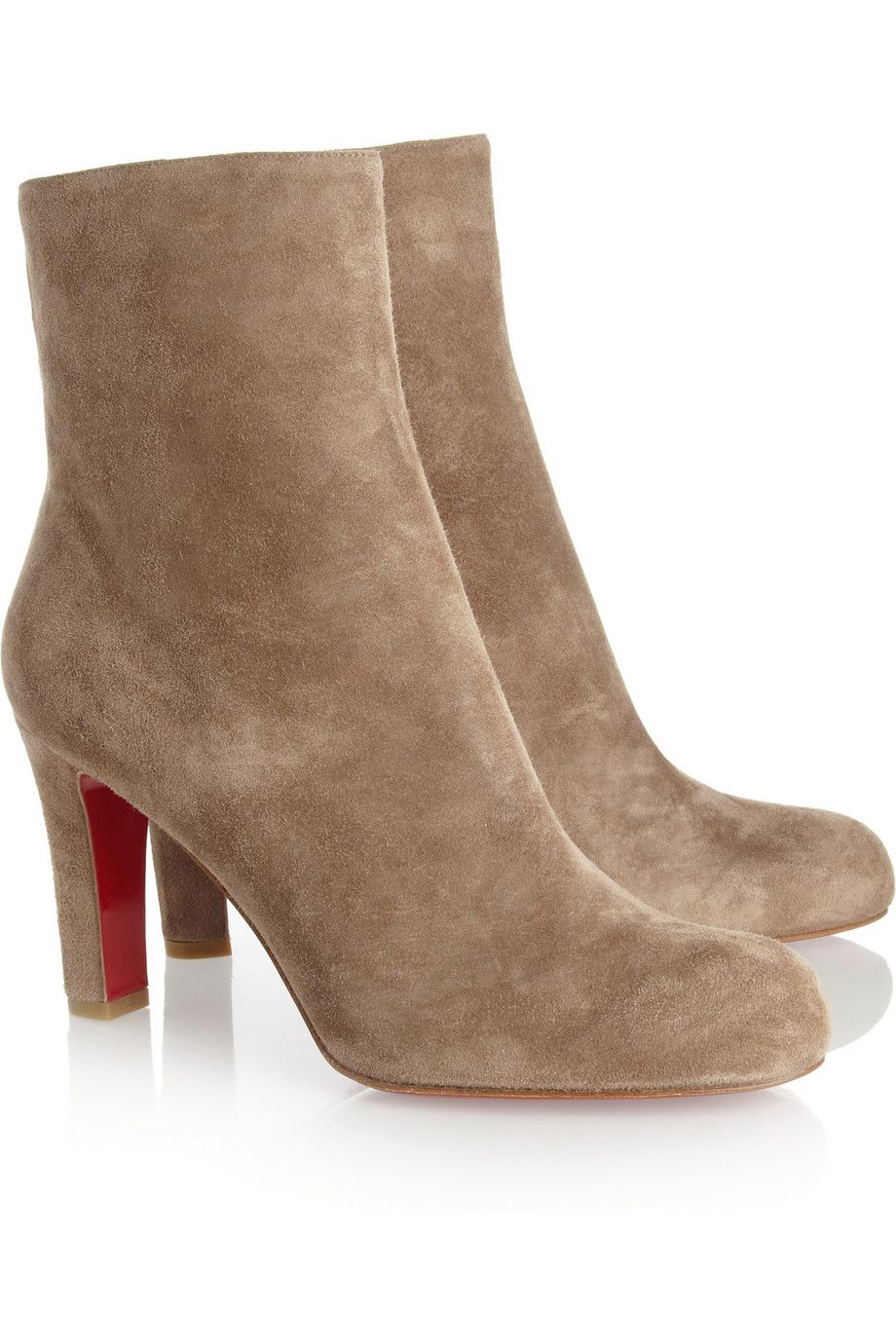3edfb898b92 Christian Louboutin | Miss Tack 85 | My style~ | Shoes, Fashion, Boots