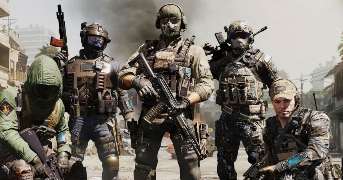 Call Of Duty For Mobile One Of The Biggest Fps Franchises Around Call Of Duty Call Of Duty Black Squad Game