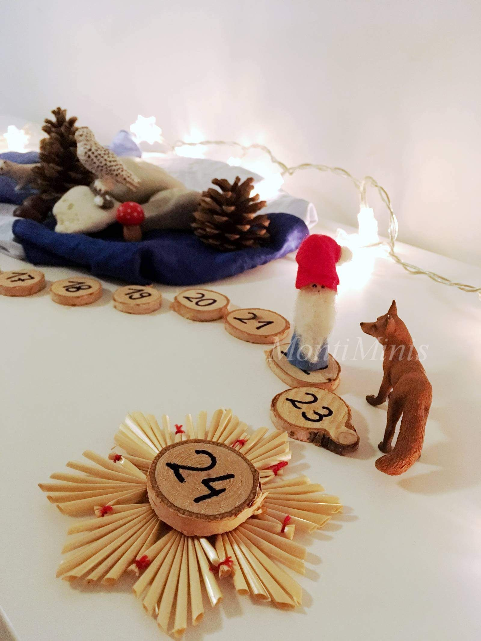 DIY Adventskalender Ideen ( ohne Süßes und Spielzeug