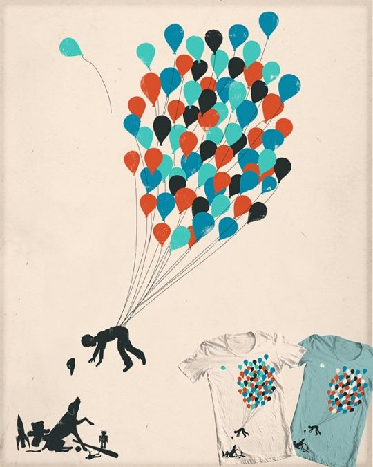 Creative Illustrations by Jay Fleck | DESIGN | Shirts ...