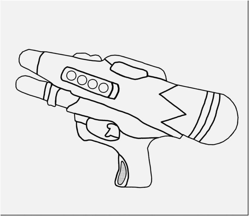 thompson machine gun coloring pages - photo#18