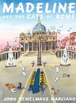 Madeline and the Cats of Rome (Hardcover)