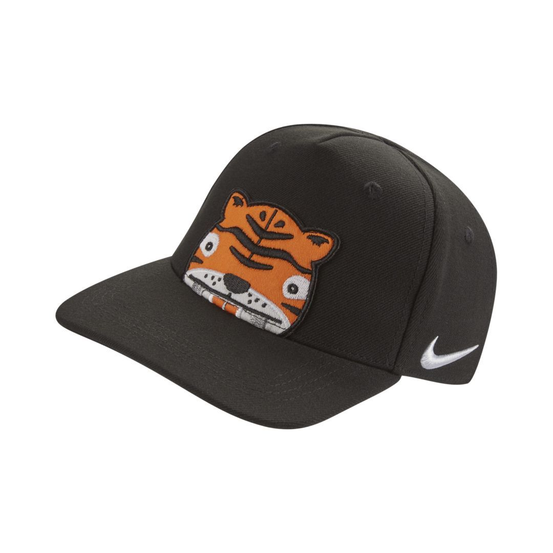 best sneakers 2d2e1 86b4a KD Little Big Cats Toddler Adjustable Cap Size ONE SIZE (Black ...