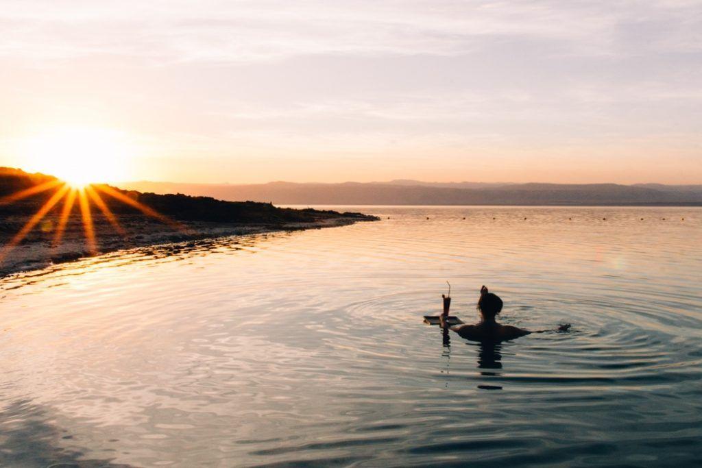 Von Amman ans Tote Meer: Wellnessurlaub à la Jordanien