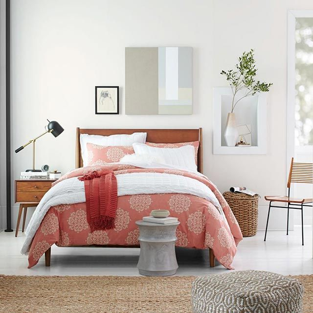Org nico y natural ideal para dormitorios peque os en - Sillones pequenos para dormitorios ...