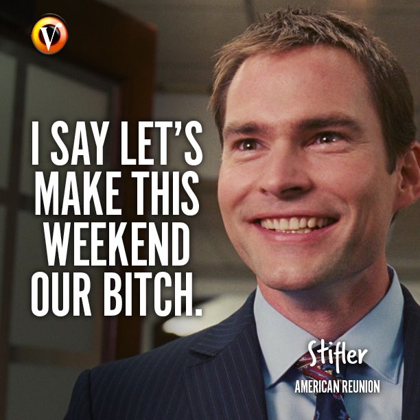 Seann william scott american reunion