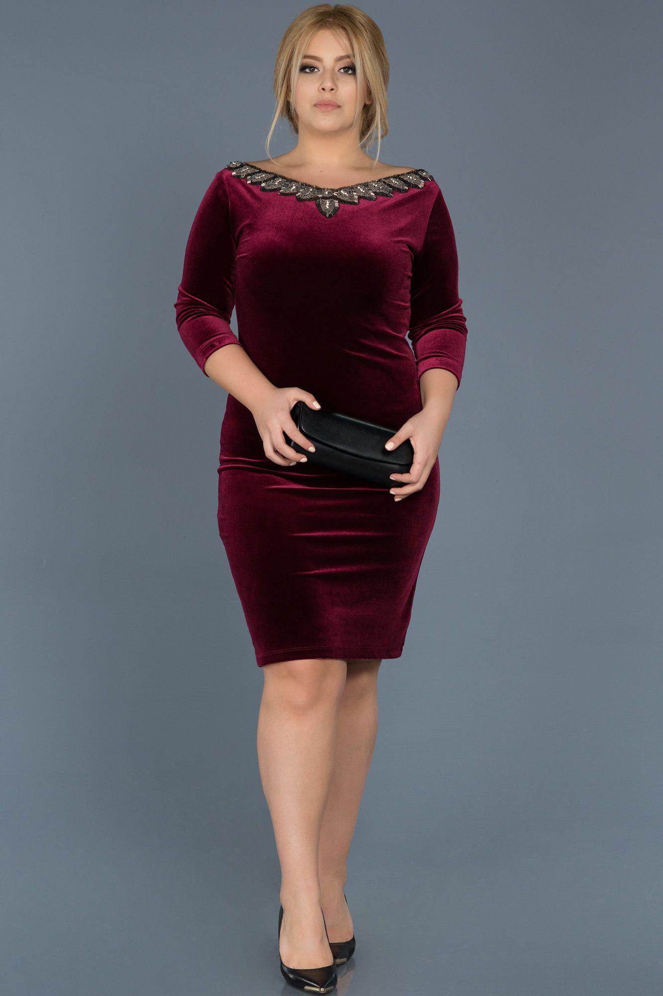 Velvet Dresses Kadife Abiye Elbiseler Panosundaki Pin