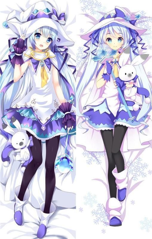 Vocaloid Hatsune Miku Anime Dakimakura Hugging Body Pillow Case Cover