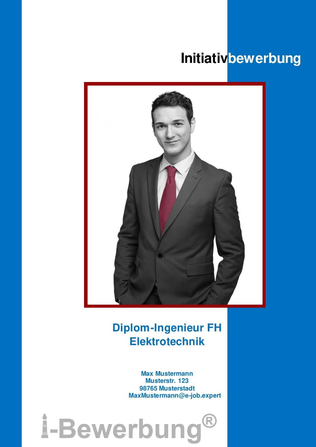 Deckblatt Initiativbewerbung Diplom Ingenieur Deckblatt Bewerbung Deckblatt Diplom Ingenieur