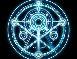 ice magic mandalas of light pinterest magic circle magic