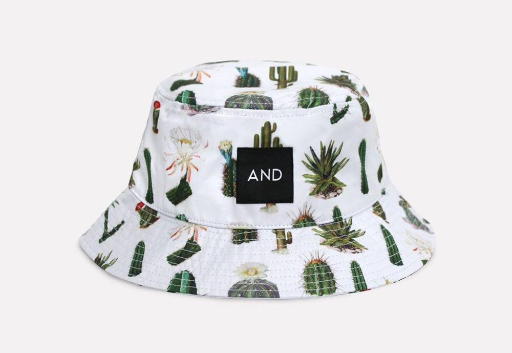 ab1378796c48e AND Cactus Life Bucket Hat