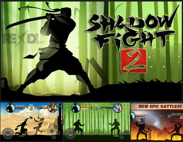 SHADOW FIGHT 2 ANDROID Free Download APK, iOS Shadow