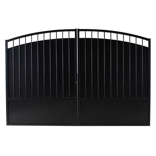 portail en fer oria 300 cm  portail en fer portail