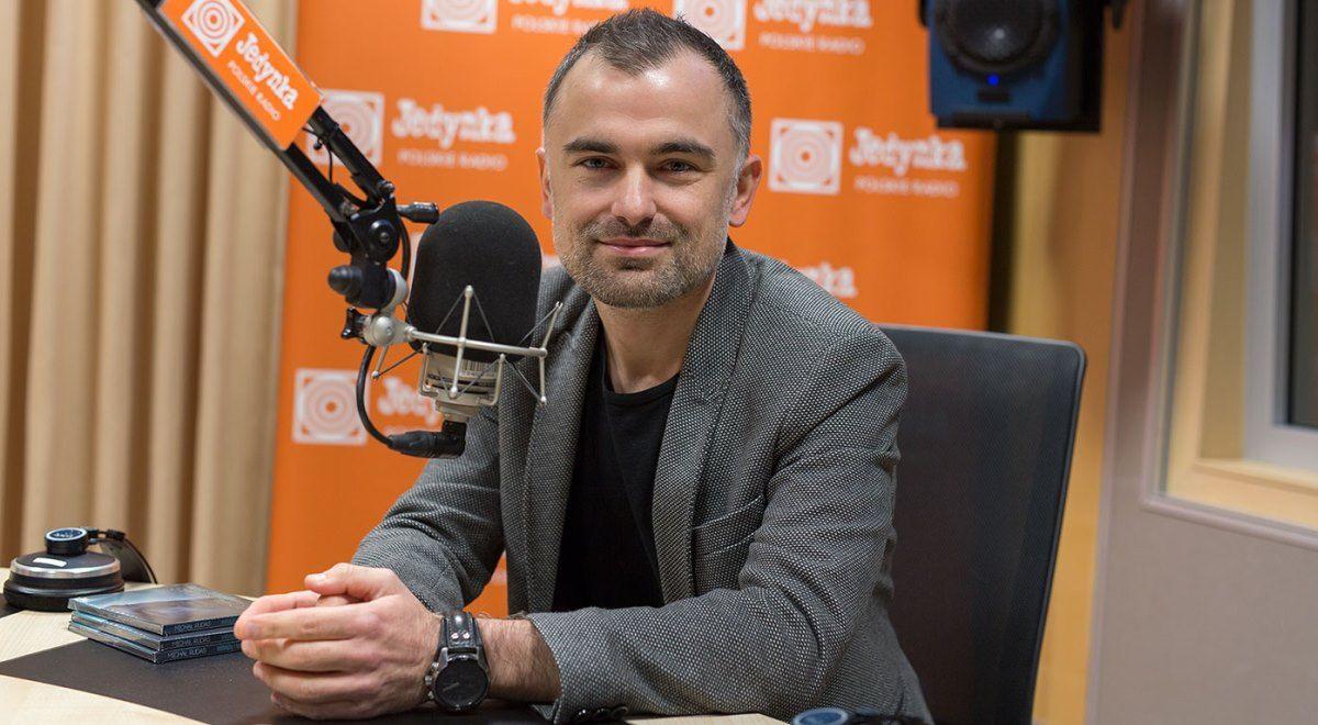 Michal Rudas W Studiu Jedynki Www Polskieradio Pl You Tube Www Youtube Com User Polskieradiopl Facebook Www Facebook Com Polskieradiopl Ref Hl Inst
