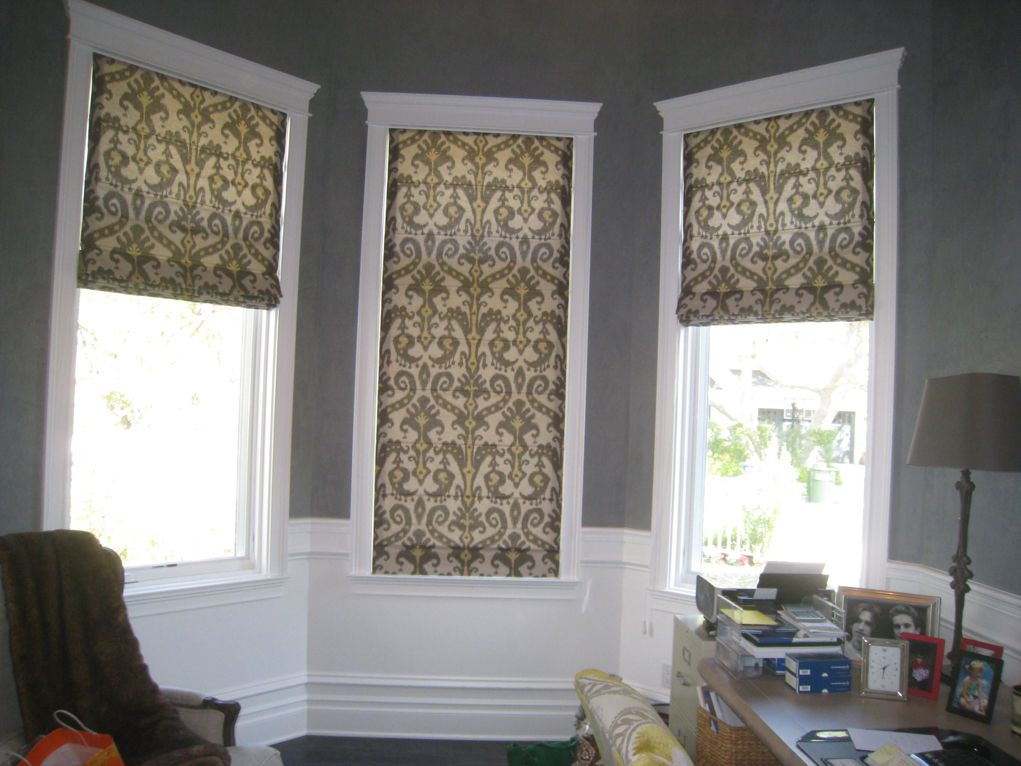 Country Curtains Westport Ct Flat Roman Shades Inside Mount Window Treatments In 2019 Roman