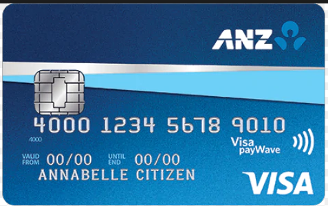 ANZ First Student Credit Card Online Application Lo