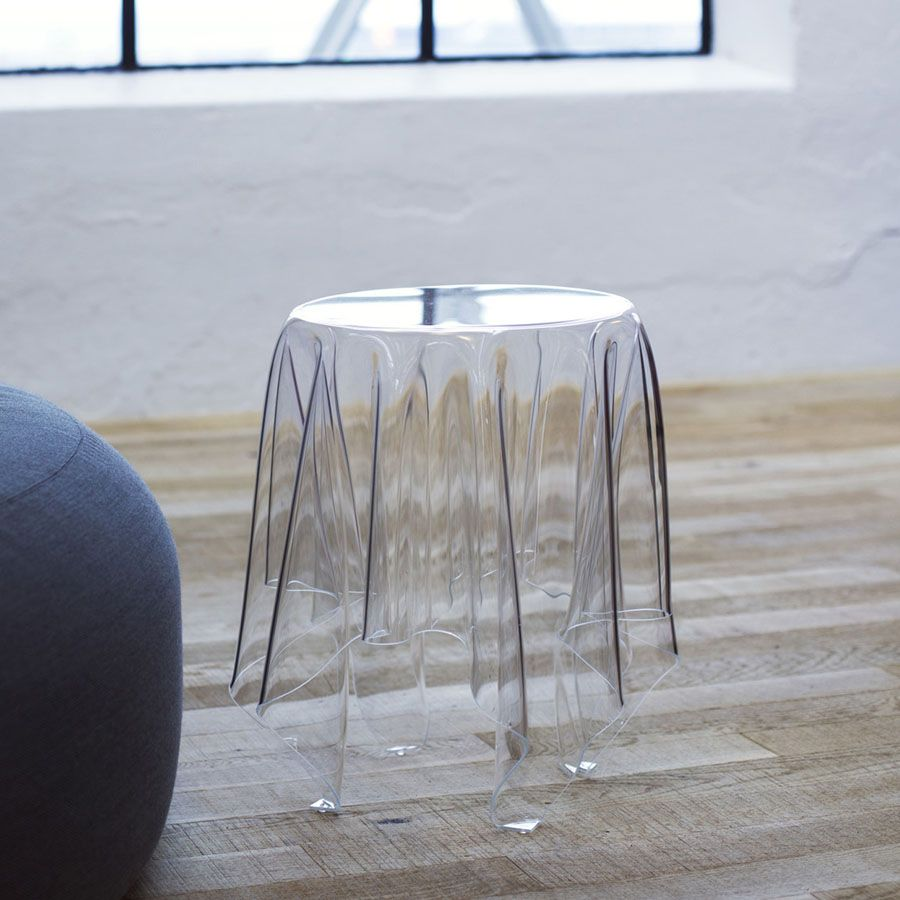 Clear Illusion Table By Essey   Symbolic Functionalism Deals