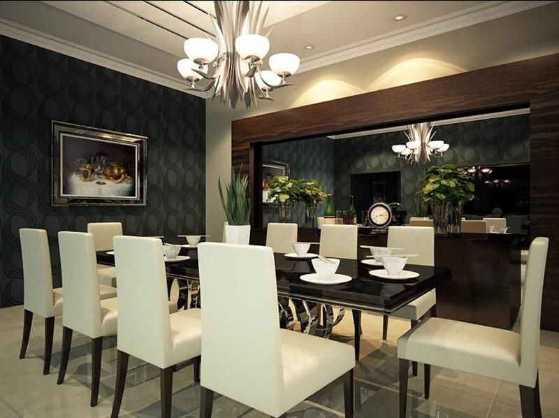 25 Luxurious Dining Room Designs  Room Inspiration Dining Room Prepossessing Modern Dining Room Design Inspiration Design