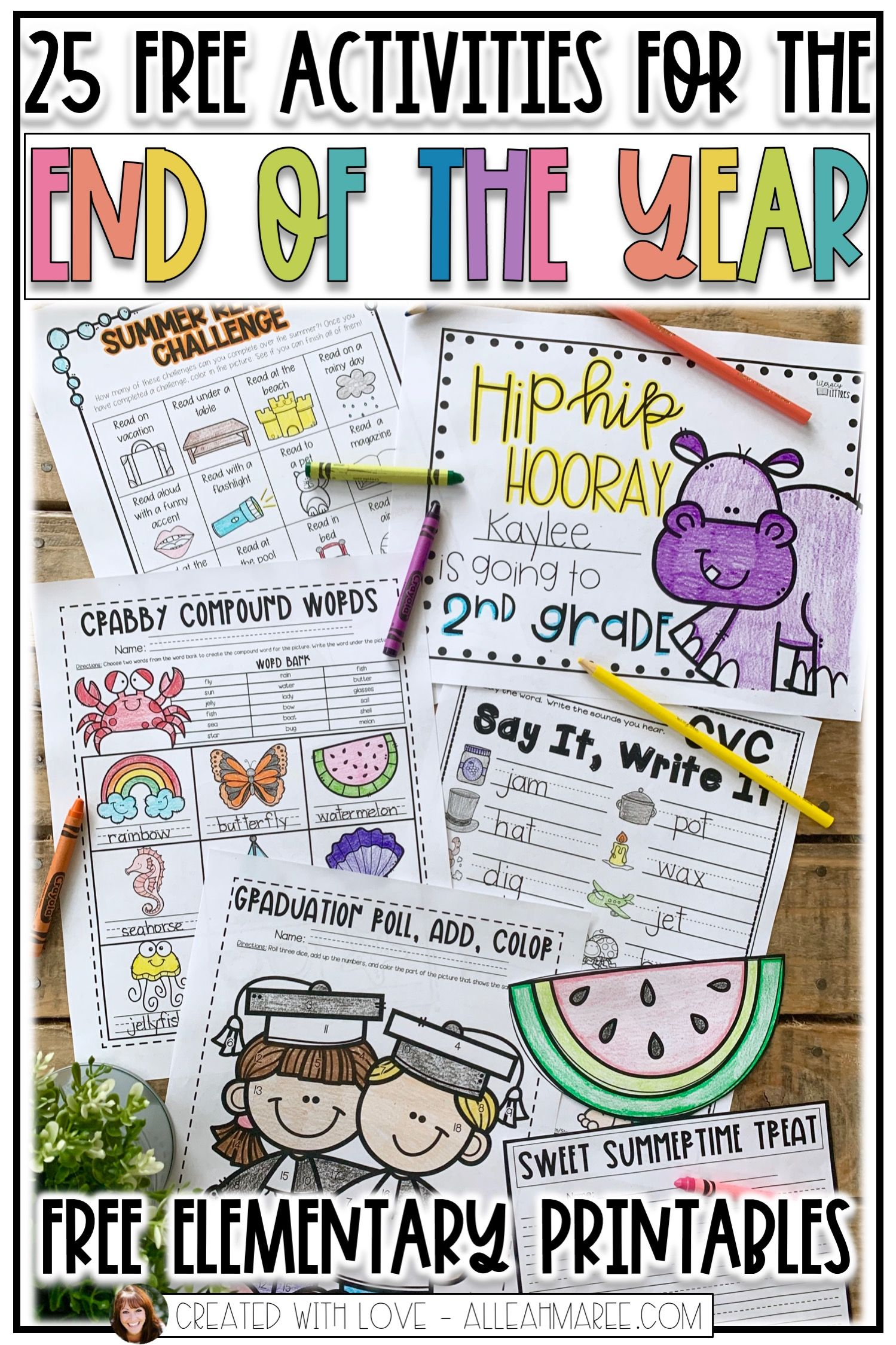 25 Free Activities For The End Of The Year