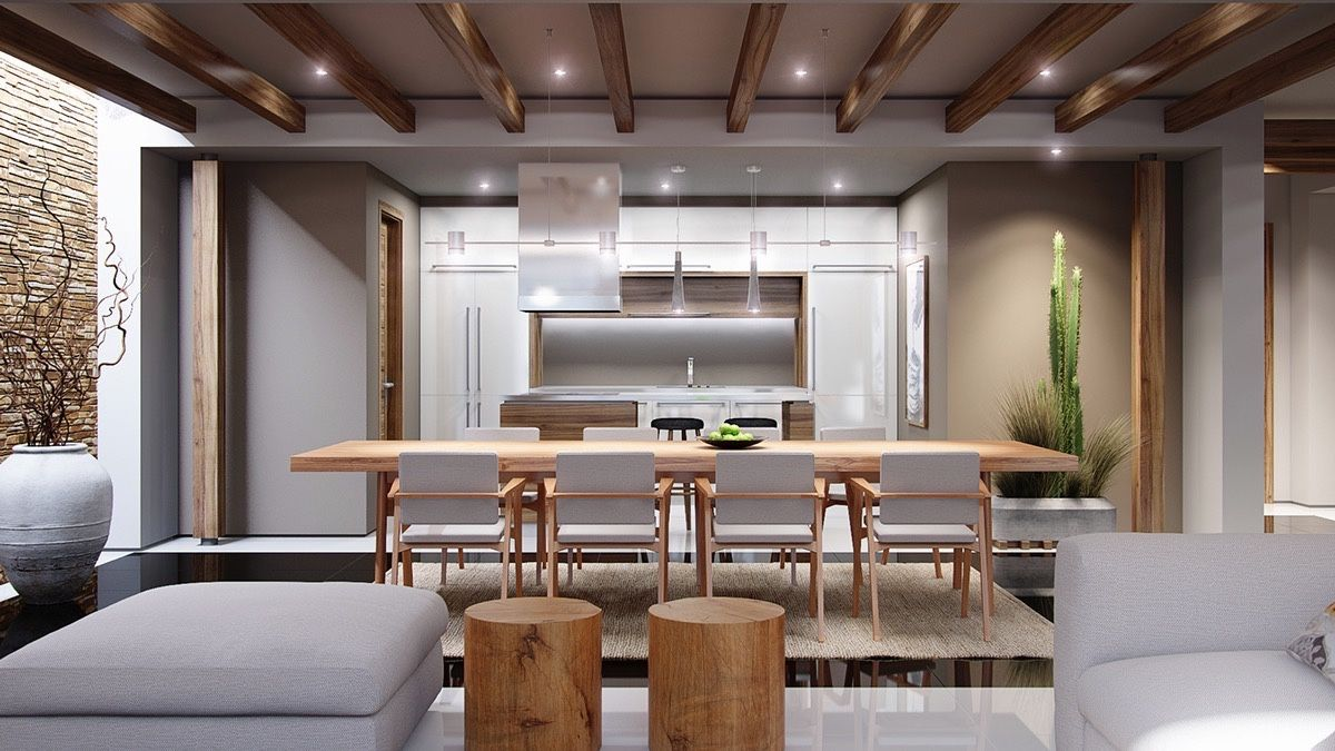 wellsuited ideas living room lights. 10 Fabulous White and Wood Dining Room Ideas to Inspire You Today