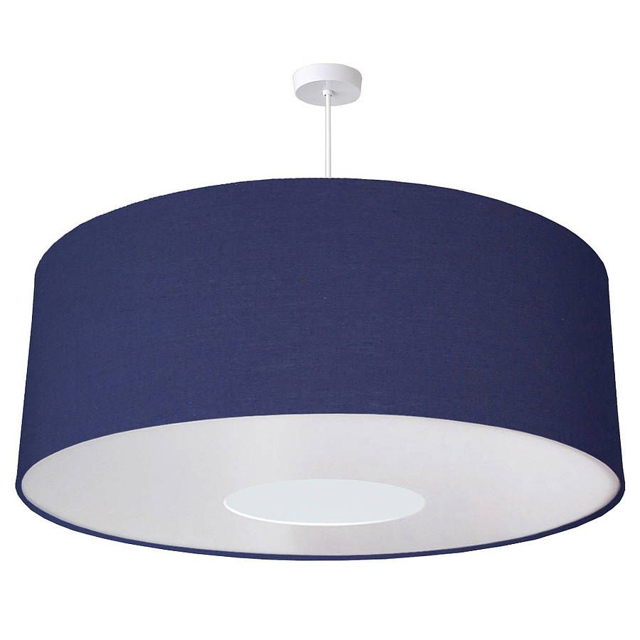 Oversize Large Ceiling Pendant Shade Classic Colours